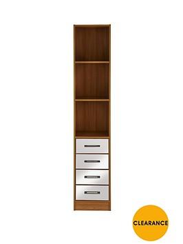 kidspace-ohio-4-drawer-display-shelf-unit-mirrored