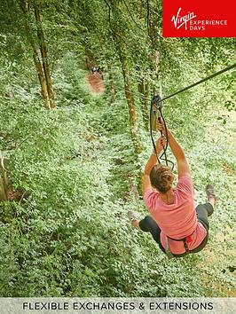 Virgin Experience Days Go Ape Tree Top Adventure For Two