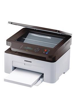 Samsung SlM2070WSee MultiFunction Printer Xpress  Grey