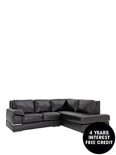 primo-italian-leather-right-hand-corner-chaise-sofa