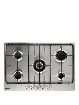 Zanussi ZGG75524SA Built in Gas Hob