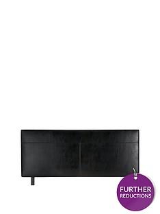 faux-leather-headboard