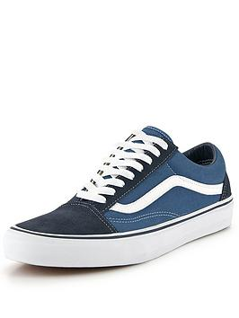 115b79a6396 Vans Old Skool Mens Plimsolls