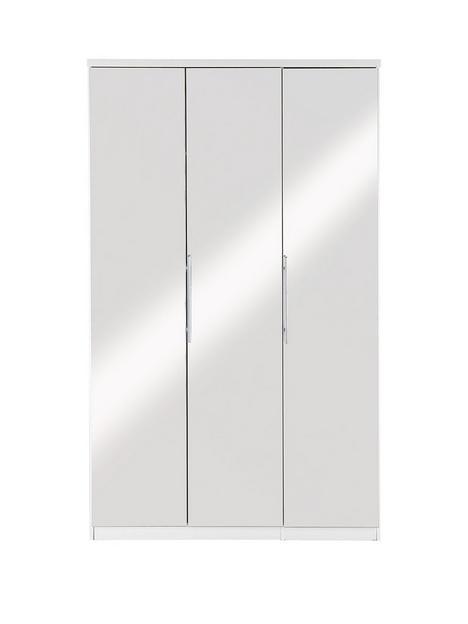 prague-3-door-mirrored-wardrobenbsp