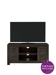 luxe-collection-nbsp--dakota-mango-wood-ready-assembled-widescreen-tv-unit-fits-up-to-50-inch-tv