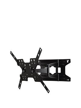 peerless-av-tv-wall-mount-full-motion-black-37-70-inch-scaleable