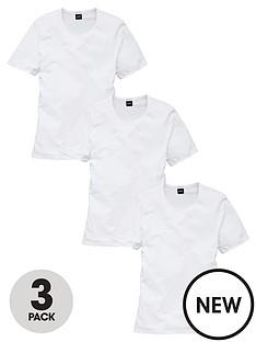 boss-bodywear-core-3-pack-t-shirts-white