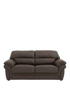 Very Portland Leather Sofa Bed Picture