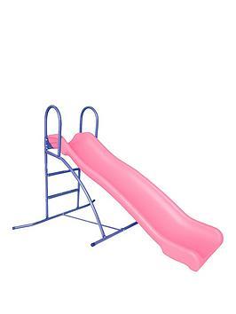 Sportspower Sportspower 6.5Ft Great Fun Slide Pink Picture
