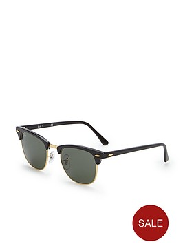 ray-ban-clubmaster-sunglasses-black