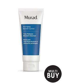 murad-anti-ageing-time-release-blemish-cleanser-200ml-amp-free-murad-prep-amp-perfect-gift-set