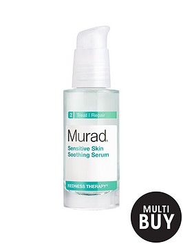 murad-redness-therapy-sensitive-skin-soothing-serum-30mlnbspamp-free-murad-peel-polish-amp-plump-gift-set