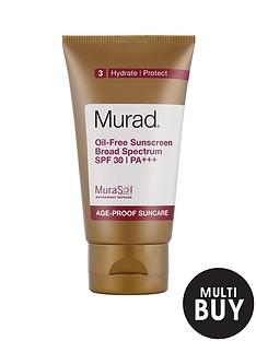 murad-free-gift-oil-free-sunscreen-broad-spectrum-spf-30-pa-50mlnbspamp-free-murad-favourites-set