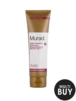 murad-water-resistant-sunscreen-broad-spectrum-spf-30--nbsp125ml-amp-free-murad-hydrating-heroes-set