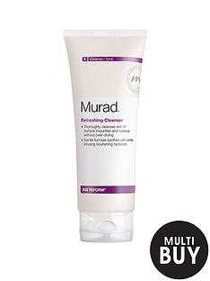 murad-free-gift-age-reform-refreshing-cleanser-200mlnbspamp-free-murad-skincare-set-worth-over-pound55
