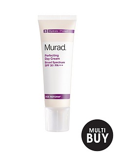 murad-free-gift-perfecting-day-cream-broad-spectrum-spf-30-50mlnbspamp-free-murad-age-reform-exfoliating-cleanser-200ml