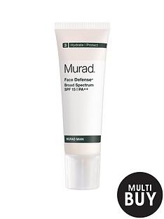 murad-free-gift-man-face-defenseregnbspspf-15nbspamp-free-murad-age-reform-exfoliating-cleanser-200ml