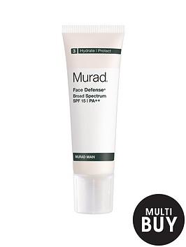 murad-free-gift-man-face-defenseregnbspspf-15nbspamp-free-murad-favourites-set