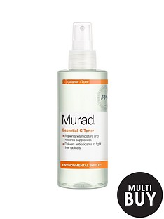 murad-free-gift-environmental-shield-essential-c-toner-180mlnbspamp-free-murad-skincare-set-worth-over-pound55