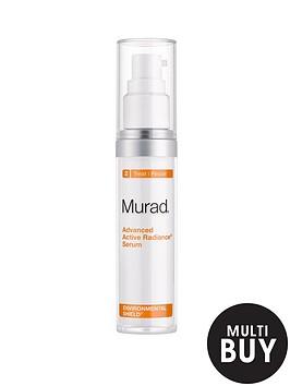murad-environmental-shield-advanced-active-radiance-serum-30mlnbspamp-free-murad-peel-polish-amp-plump-gift-set