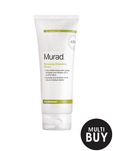 murad-free-gift-resurgence-renewing-cleansing-cream-200mlnbspamp-free-murad-skincare-set-worth-over-pound55