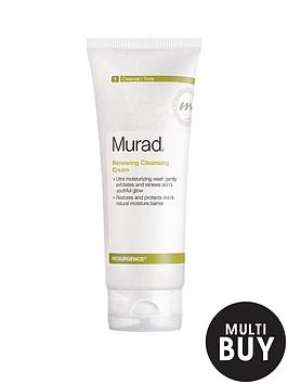 murad-resurgence-renewing-cleansing-cream-200ml-amp-free-murad-hydrating-heroes-set
