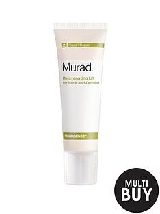 murad-resurgence-rejuvenating-lift-for-neck-and-decollete-50mlnbspamp-free-murad-peel-polish-amp-plump-gift-set