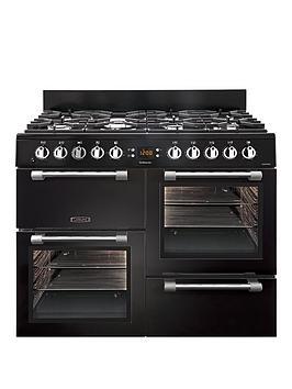 Leisure Leisure Ck100F232K 100Cm Dual Fuel Cooker - Black Picture