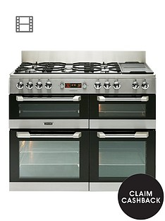 leisure-cs110f722x-cuisinemaster-110cm-dual-fuel-range-cooker-stainless-steel