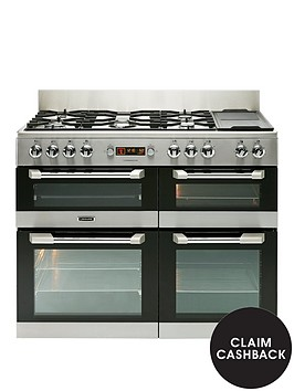 leisure-cs110f722x-cuisinemaster-110cm-dual-fuel-range-cooker-stainless-steelnbsp