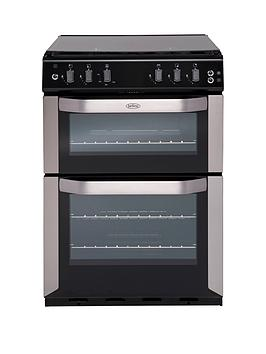 Belling Belfsg55Tcf 55Cm Twin Cavity Gas Cooker   Cooker