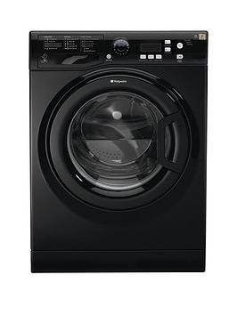 Hotpoint Extra Wmxtf742K 7Kg Load 1400 Spin Washing Machine  BlackA Energy Rating