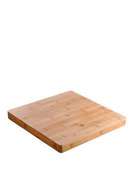 Typhoon Typhoon 37 Cm Square Bamboo Butchers Block Picture