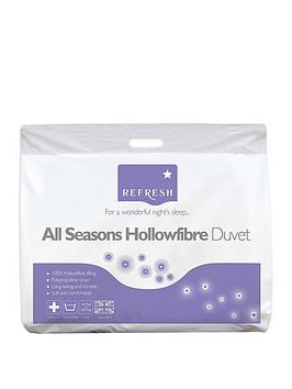 Refresh All Seasons 15 Tog (4.5 Plus 10.5 Tog) Duvet