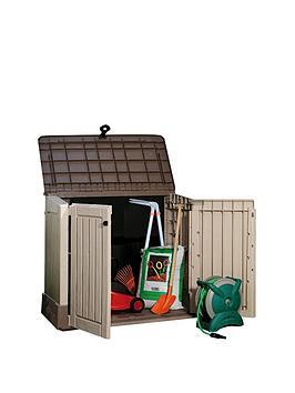 Keter Woodland 30 Shed