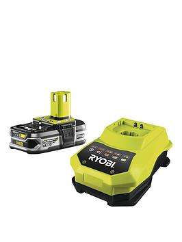 ryobi-one-rbc18l15-18v-15ah-battery-with-45-min-charger