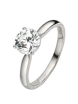 Love DIAMOND Love Diamond 18 Carat White Gold 1 Carat Certified Diamond  ... Picture