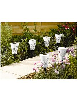 Smart Solar Smart Solar Silhouette Butterfly Stake Lights (6 Pack) Picture