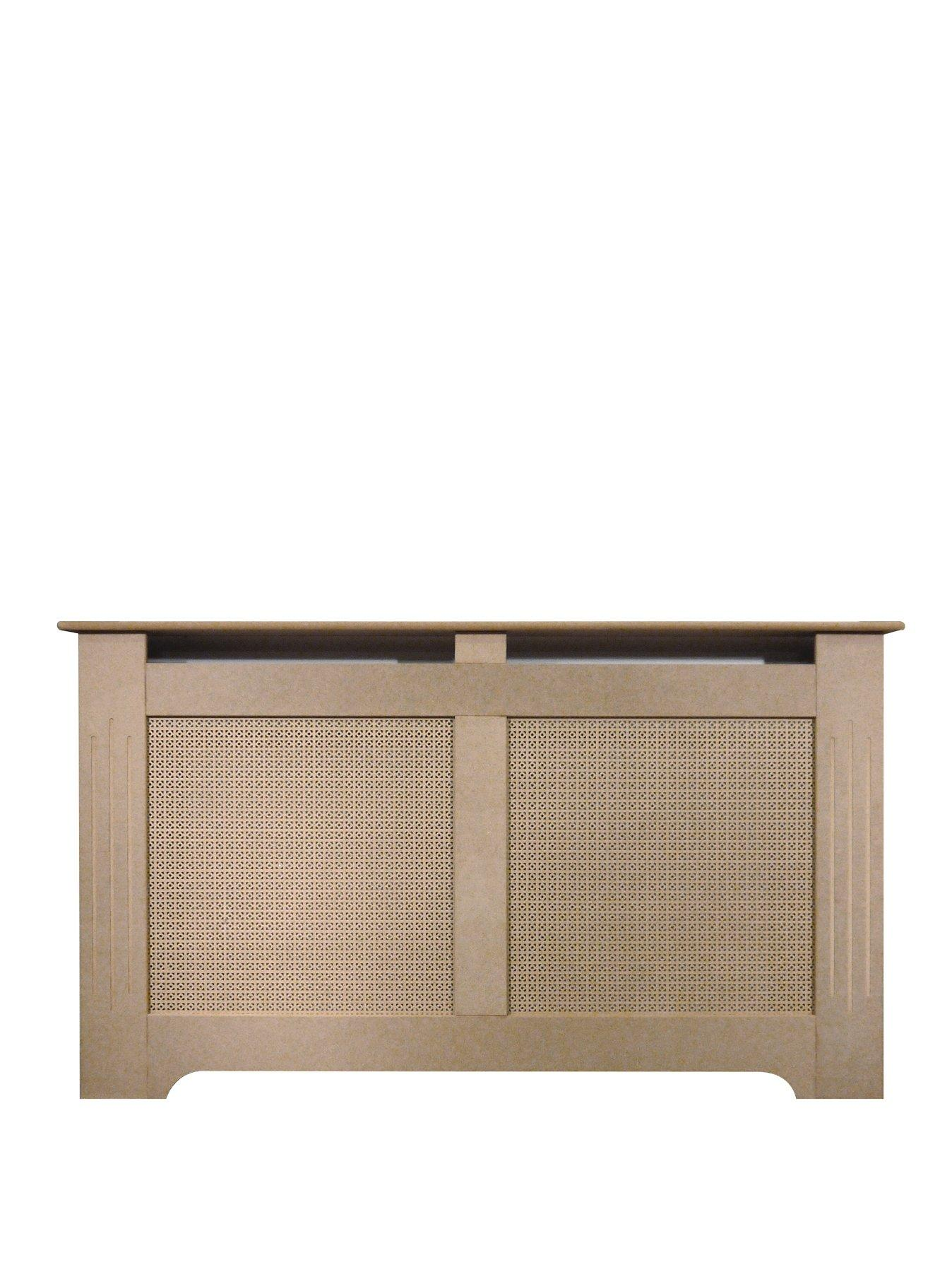 Compare prices for Adam Fire Surrounds 160Cm Unfinished Mdf Radiator Cover
