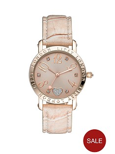 lipsy-pink-tone-dial-and-nude-strap-ladies-watch