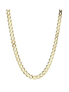 love-gold-9-carat-yellow-gold-solid-diamond-cut-curb-20-inch-chain