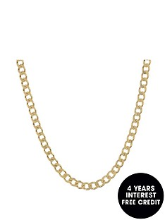 love-gold-9-carat-yellow-gold-approx-1oz-solid-diamond-cut-20-inch-curb-chain