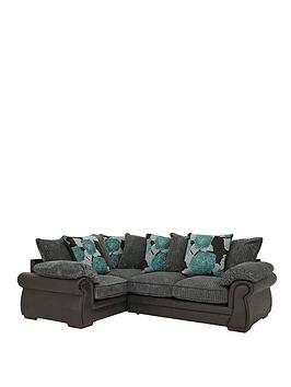 andorra-fabric-and-faux-leather-left-hand-double-arm-scatter-back-corner-group-sofa