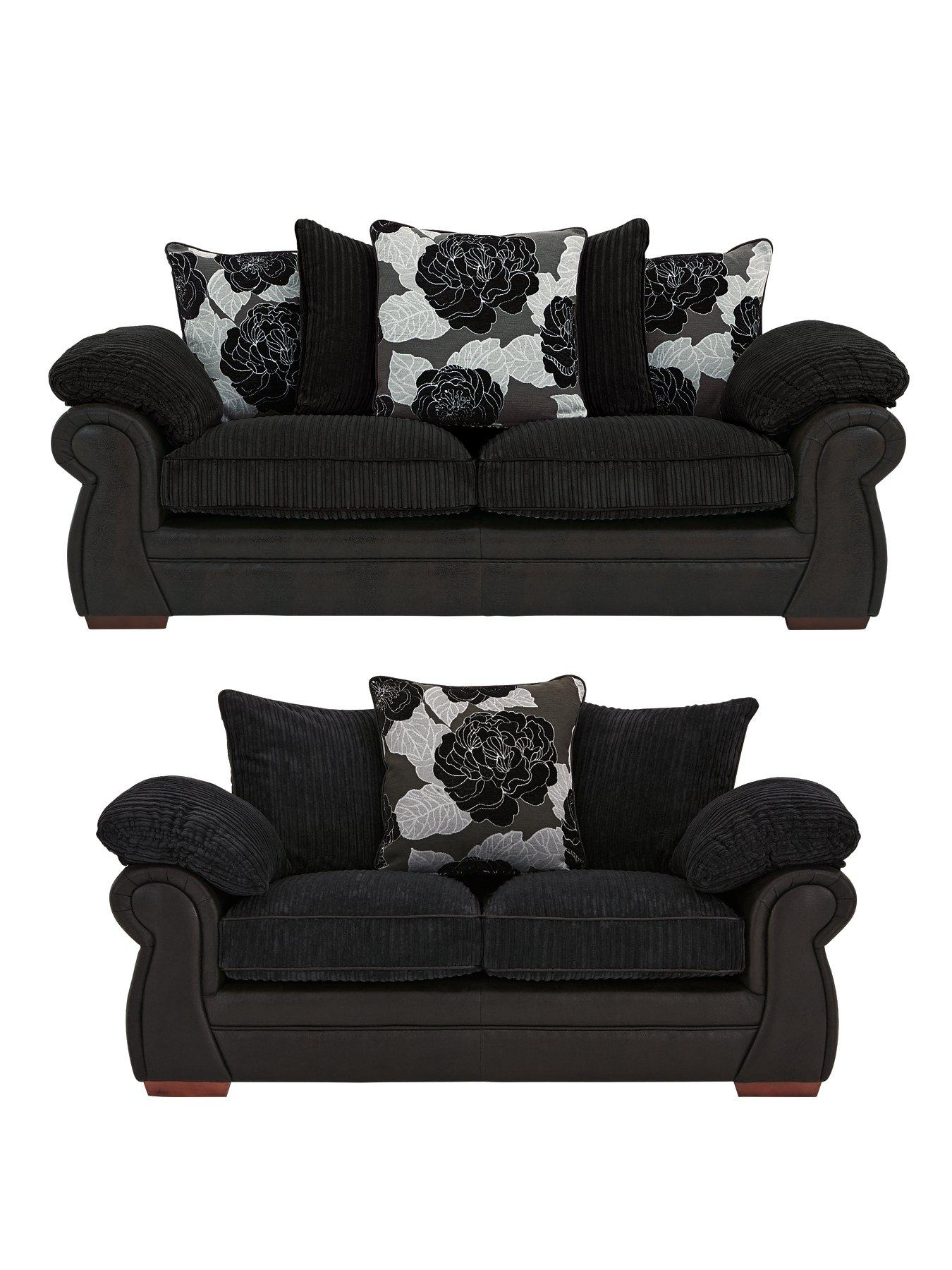 andorra 3seater plus 2seater sofa set buy and save
