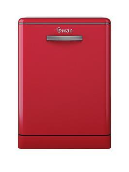 swan-sdw7040rn-12-place-retro-dishwasher-red