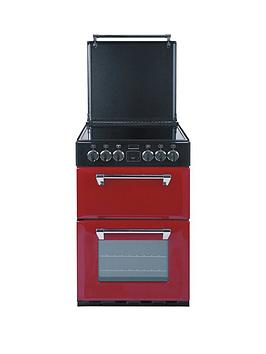 Stoves Richmond 550E 55Cm Double Oven Electric Mini Range Cooker   Cooker