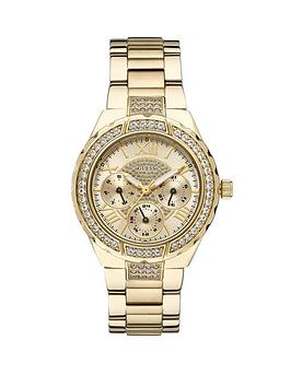 guess-viva-gold-tone-ladies-watch