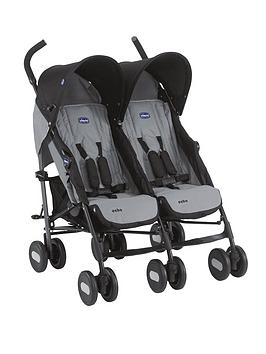 Chicco Chicco Echo Twin Pushchair Picture