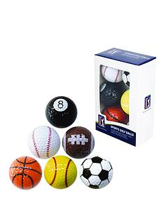 pga-tour-novelty-sports-balls