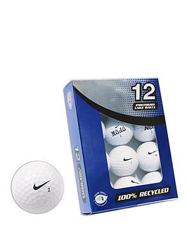 Nike Recycled Golf Balls (12 Pack)